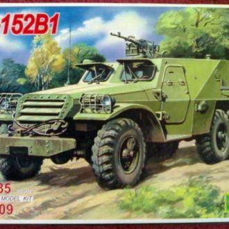 SKIF - 209 - Бронетранспортер БТР-152В1 - 1:35
