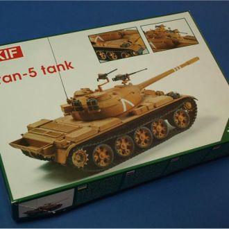 SKIF - 235 - Израильский танк Tiran-5 - 1:35