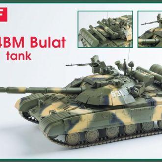 SKIF - 212 - Украинский танк Т-64БМ 'Булат' - 1:35