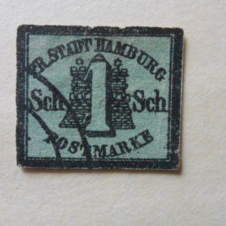 Германия частная почта Гамбург