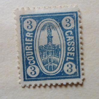 Германия частная почта Кассель
