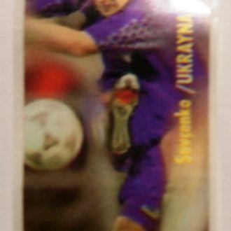 вкладыш наклейка Football 2000 Millenium № 38