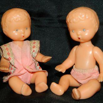 Куклы Пупсы Близняшки СССР
