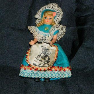 Кукла в Национальном Костюме Elba Napoleone del Da