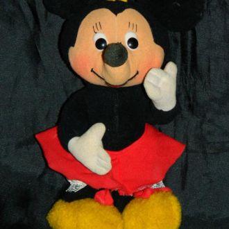 Винтажная Игрушка Disney Minnie Mouse 1980х
