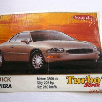 вкладыш Turbo Super 458