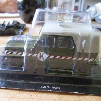 УАЗ 469 Комендатура