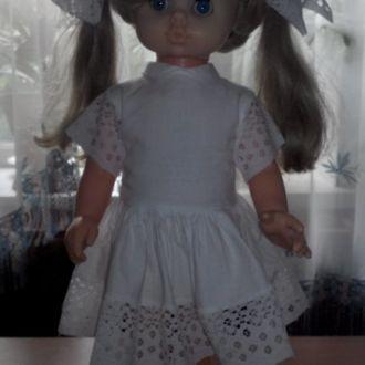 кукла раритет 1960-1962г, США,Канада, клеймо,52 см