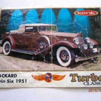вкладыш Turbo Classic 30