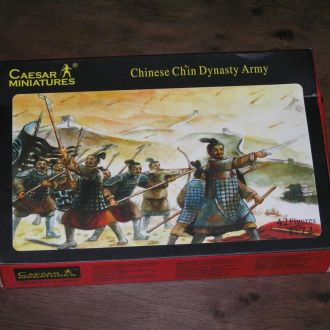 Сaesar miniatures  Chinese Ch,in Dynasty Army 1:72
