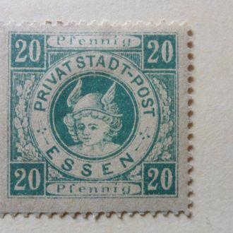 Германия частная почта Эссен