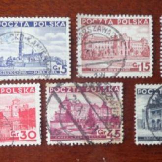 Польша, до 1939г./ 9шт./