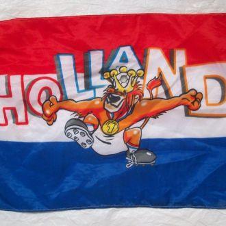 Флажок футбольный Holland 28х45см