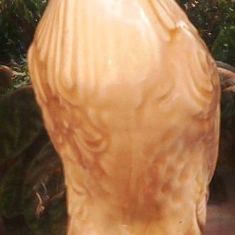 Дрофа. Статуэтка из керамики или фарфора.