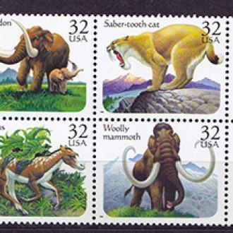 Фауна США