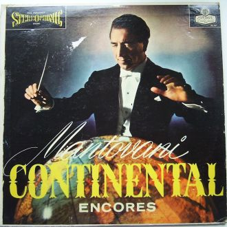 MANTOVANI AND HIS ORCHESTRA   Mantovani ... LP