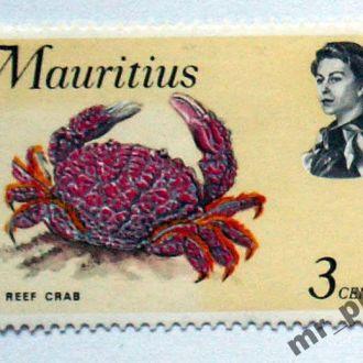 Маврикий - Краб