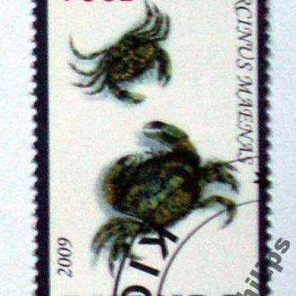 Руанда - Крабы