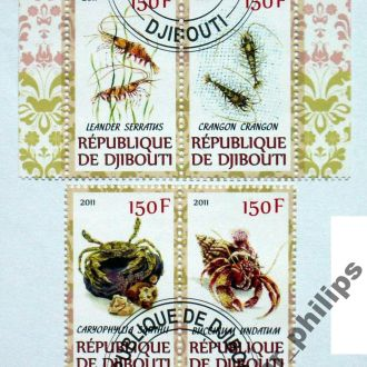 Джибути - Ракообразные
