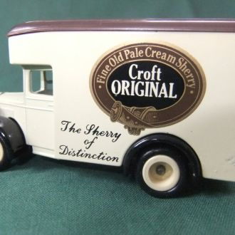 "Ford Van (Cream Sherry) ""DAYS GONE""  №2"