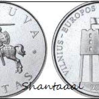 Shantal, Литва Вильнюс культурная столица Евр 2009