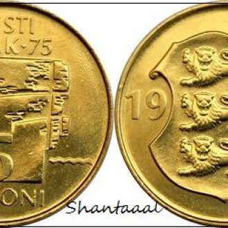 Shantaaal, Эстония 5 крон 1994 г.