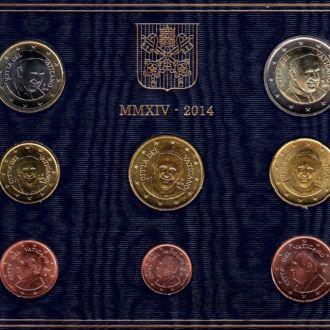 Shantaal, Ватикан Набор евро монет 2014