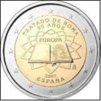Shantaaal, Испания 2 Евро 2007, Римский договор
