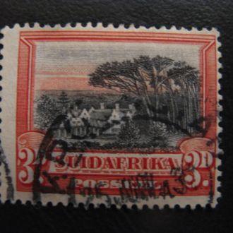 ЮАР 1927 ПРИРОДА АРХИТЕКТУРА