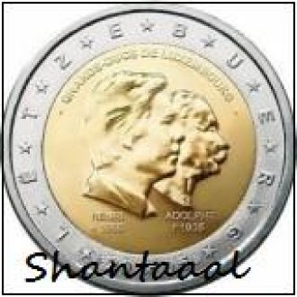 Shantаal, Люксембург 2 Евро 2005, Три годовщины