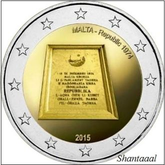 Shantаal,Мальта 2 Евро 2015, Республика 1974