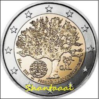 Shantаal, Португалия 2 Евро Председ-во в ЕС 2007