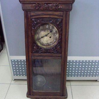 Часы настенные Gustav Becker Густав Беккер (№ 470)