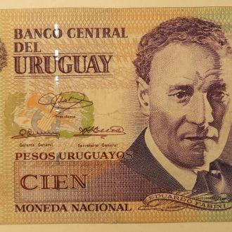 Уругвай 100 $ 2003 года