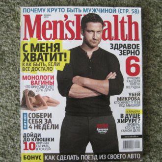 Men'sHealth  январь  2010 год