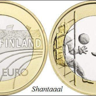 Shantаal, Финляндия 5 Евро Футбол 2016