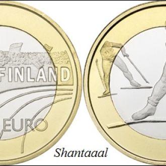 Shantаal, Финляндия 5 Евро Беговые Лыжи 2016