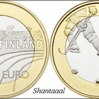 Shantаal, Финляндия 5 Евро Хоккей 2016