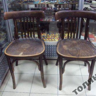 стул антикварный тонет 2 штуки