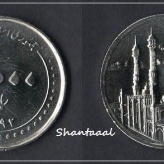 Shantaaal, Иран 5000 риалов 2013