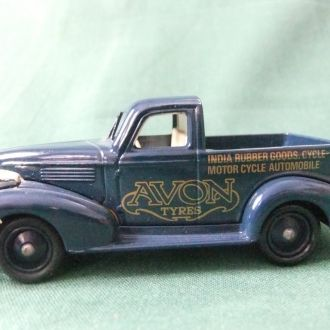 "Chevrolet Pick-Up  1936 ""DAYS GONE"" №5"