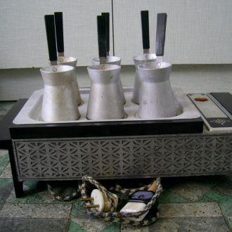 Кофеварка, кофемашина СССР