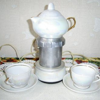 Кофеварка, электрокофеварка СССР