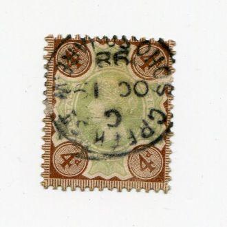 ВЕЛИКОБРИТАНИЯ 1887