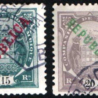 Мозамбик, Компания (1911) Порт. колония. Герб