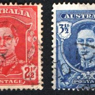 Австралия (1942) Король Георг VI