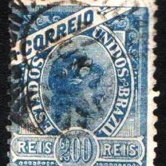 Бразилия (1900)  Свобода. Аллегория