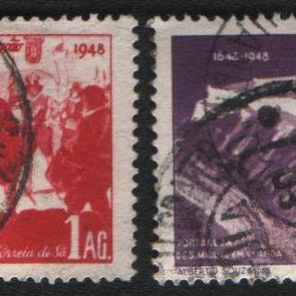 Ангола (1948) Португ. колония. 300 лет колонии