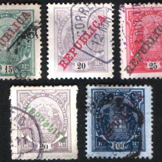 Мозамбик, Компания (1911-16) Порт. колония. Герб
