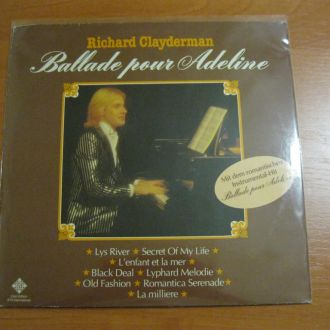 Richard Clayderman - Ballade Pour Adeli [Germany]